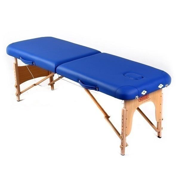 Table de massage pliante basic sissel acheter sur - Table de massage pliante d occasion ...
