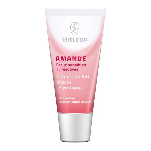 Weleda - Crème confort absolu à l'Amande 30ml