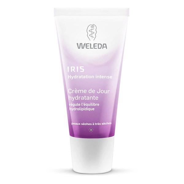 Weleda - Crème de jour hydratante à l'Iris 30ml