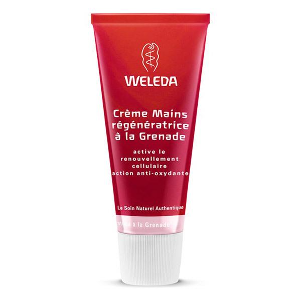 Weleda - Crème mains régénératrice Grenade 50ml