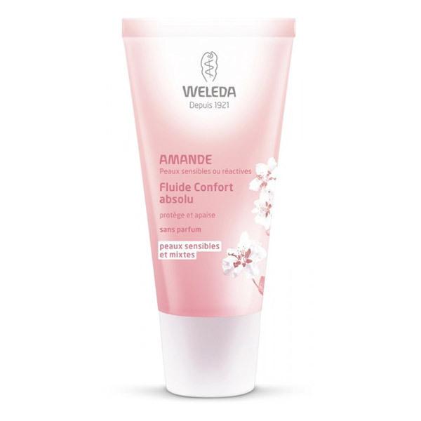 Weleda - Fluide confort absolu à l'Amande 30ml