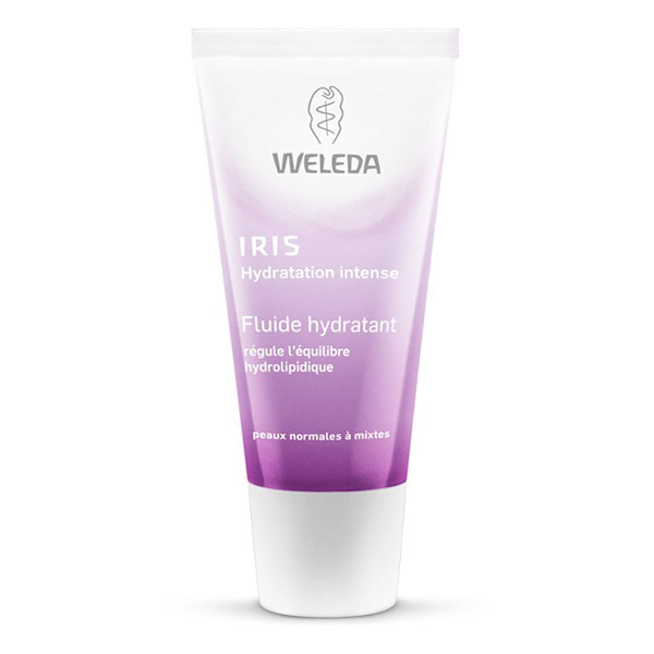 Weleda - Fluide hydratant à l'Iris 30ml