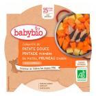Babybio - Assiette Patate douce Pintade Pruneau - 260g