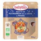 Babybio - Doypack B. Nuit Risotto de Potimarron - 190g