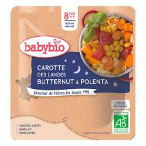 Babybio - Doypack B. Nuit Courge Butternut Polenta -190g
