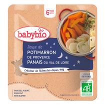 Babybio - Doypack Soupe Potimarron Panais - 190g