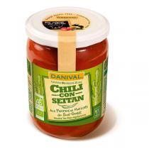 Danival - Chili Con Seitan BIO 525 g