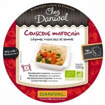 Danival - Marokkanischer Couscous BIO 320g