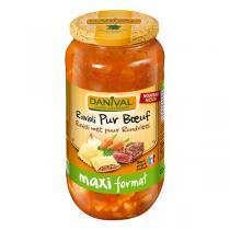 Danival - Gran Ravioli de carne Bio 1kg