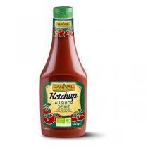 Danival - Ketchup mit Reissirup BIO 560 g