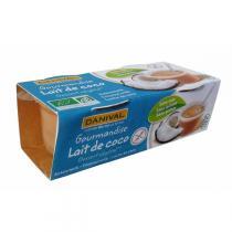 Danival - Kokosmilch Dessert BIO 2x110 g
