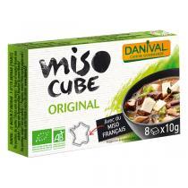 Danival - Pflanzliches Miso in Würfeln BIO 8 x10 g