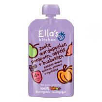 Ella's Kitchen - Sweet Potatoes, Pumpkin, Apples & Blueberries From 4 Months 90g