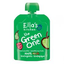 Ella's Kitchen - The Green One Smoothie From 6 months 90g