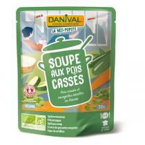 Danival - Spalterbsen-Suppe BIO 500 ml