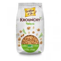 Grillon d'or - Krounchy nature 500 g