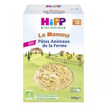 HiPP - Pâtes Animaux de la Ferme bio - 350 g