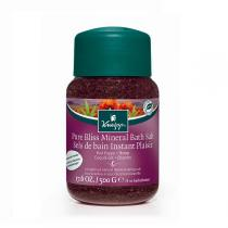 Kneipp - Badesalz Thermalsole - Roter Mohn und Hanf