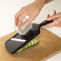 Kyocera - Mandoline noire Réglable 0,5-3mm céramique