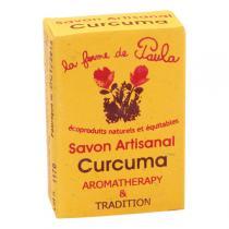 La Ferme de Paula - Savon ayurvédique Curcuma