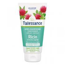 Natessance - Après-shampooing huile de ricin kératine 150ml