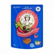 Quinola Mothergrain - Express Quinoa à la Mexicaine 250gr