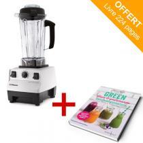 Vitamix - Mixeur Blender Vitamix 5200 - Blanc + livre offert