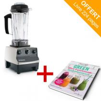 Vitamix - Mixeur Blender Vitamix 5200 - Inox + livre offert