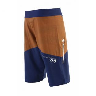 "Picture Organic - Boardshort United 22"" Marron Navy"