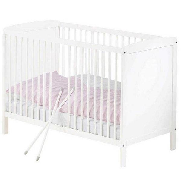 Pinolino - Lit bebe Robin - 120 x 60 cm
