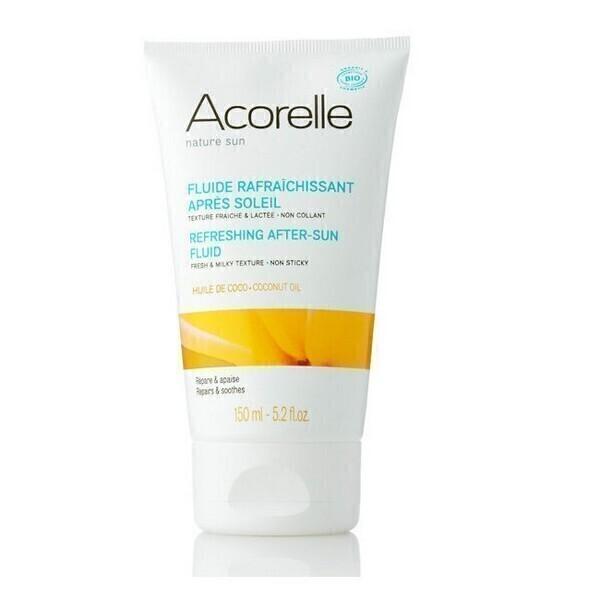 Acorelle - Fluide Rafraichissant Apres Soleil 150 ml