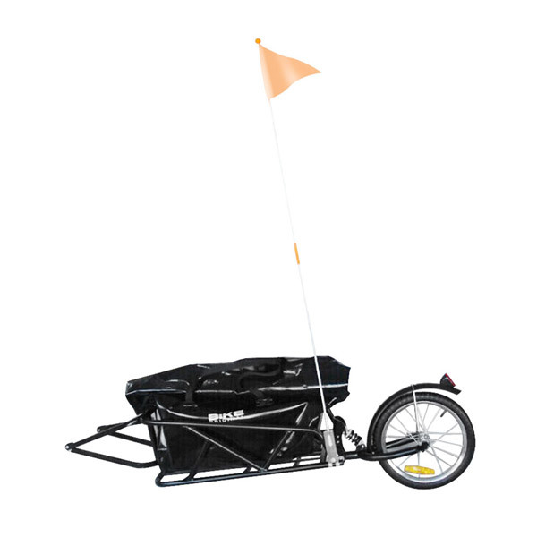 remorque de transport mono roue amortisseur bike original acheter sur. Black Bedroom Furniture Sets. Home Design Ideas