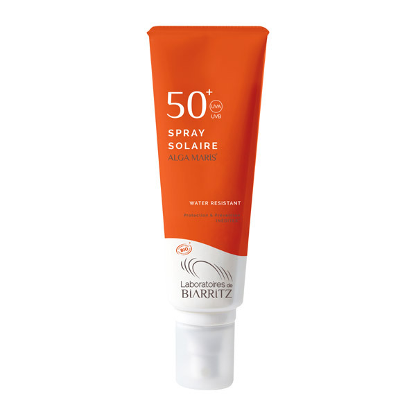 Algamaris - Spray solaire SPF 50+ - 125 ml