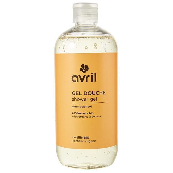 Avril - Gel douche coeur d'Abricot 500 ml