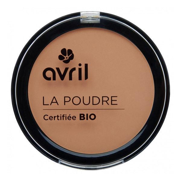 Avril - Poudre compacte Abricot