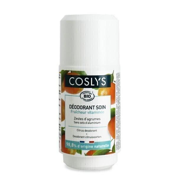 Coslys - Déodorant fraicheur vitaminée 50ml