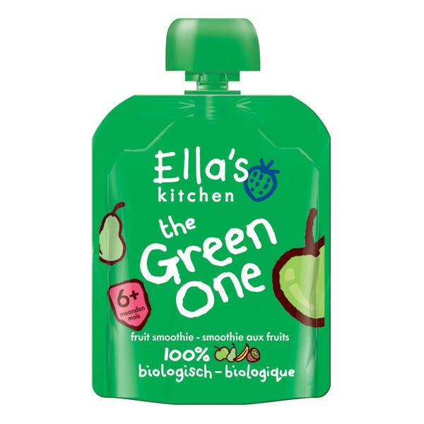 Ella's Kitchen - The Green One Smoothie From 6 months 90g