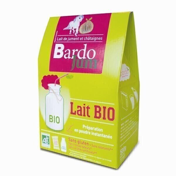 Debardo - Boisson bardo'jum châtaignes lait de jument 500g