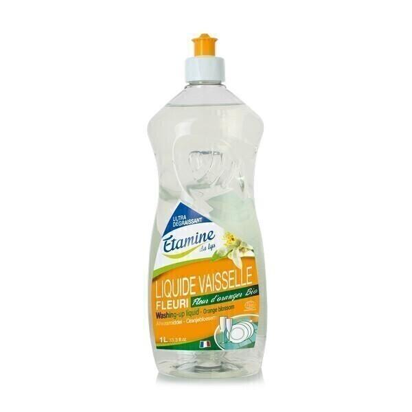 Etamine du Lys - Liquide vaisselle fleur d'oranger 1L