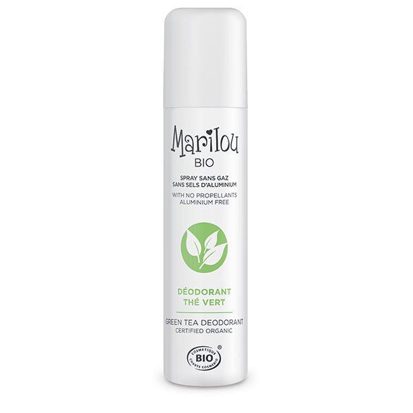 Marilou Bio - Déodorant thé vert 75ml
