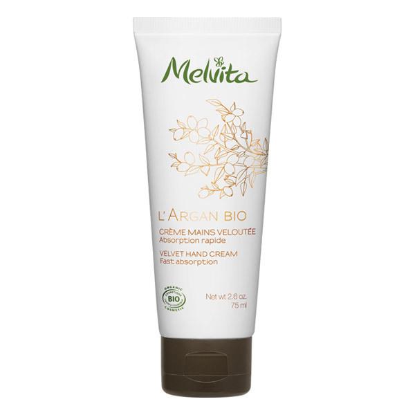 Melvita - Crème mains veloutée Argan 75ml