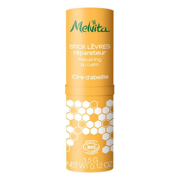 Melvita - Stick lèvres réparateur au Miel