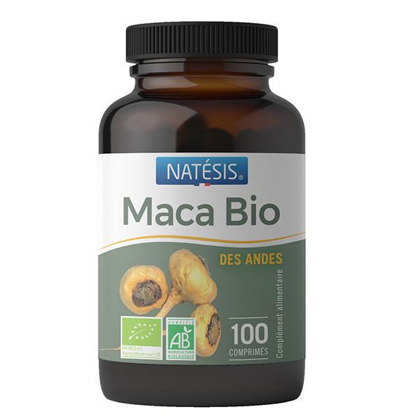 Natésis - Maca Bio des Andes - 100 comprimés
