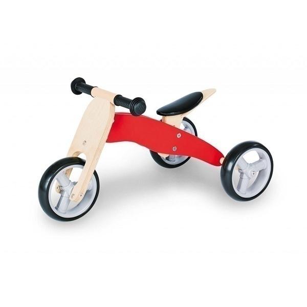 Pinolino - Draisienne tricycle 4 en 1 Charlie dès 18 mois