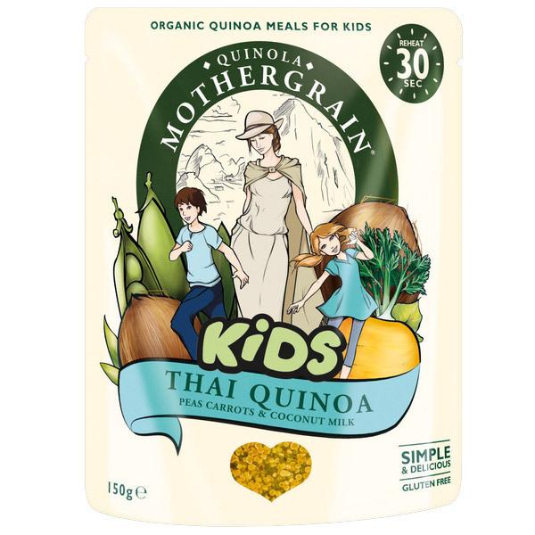 Quinola Baby - Quinoa Kids Thai 150gr