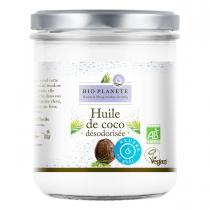 Bio Planète - Huile de coco désodorisée 400ml