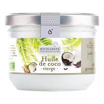 Bio Planète - Huile de coco vierge 200ml