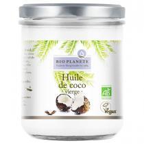 Bio Planète - Huile de coco vierge 400ml