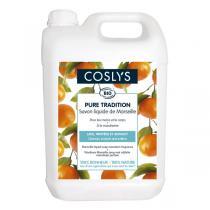 Coslys - Savon liquide de Marseille Mandarine 5L