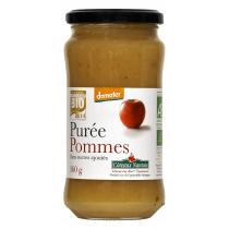 Côteaux Nantais - Purée pommes Bio et Demeter 360g